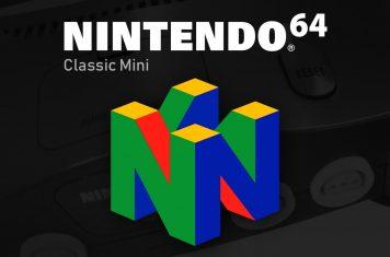 Nintendo 64 retro game console