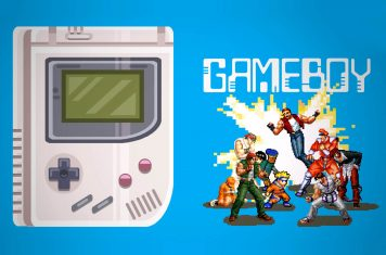 Nintendo Game Boy cover voor je smartphone