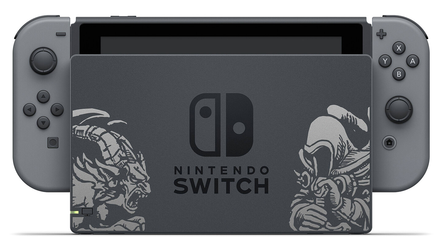 Nintendo Switch bundel