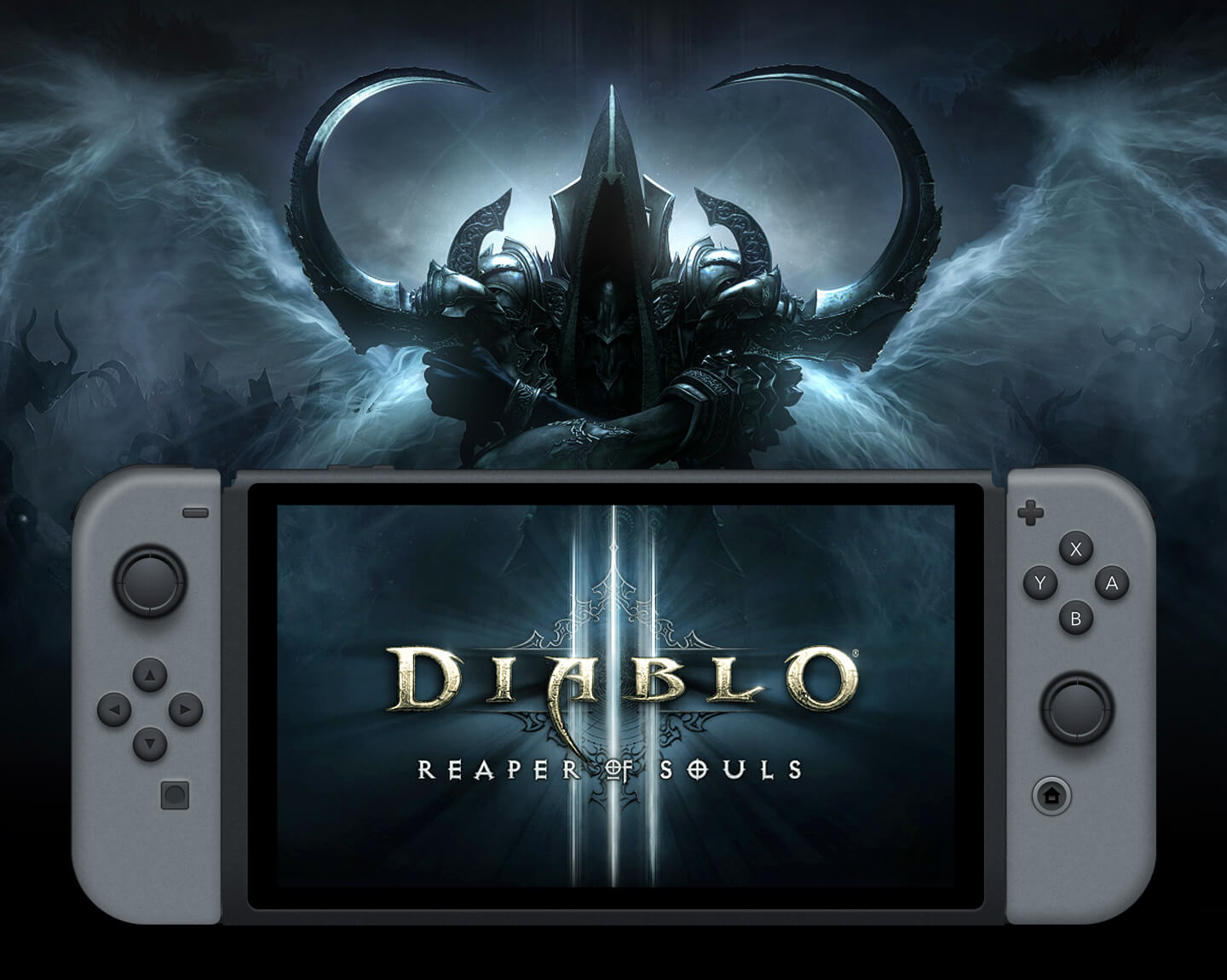 Nintendo Switch Diablo 3