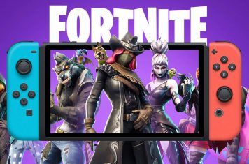 Nintendo Switch Fortnite bundel met in-game tegoed