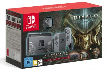 Nintendo Switch game bundel met Diablo 3