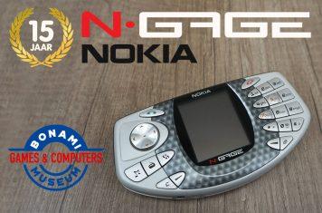 Nokia N-Gage gaming telefoon
