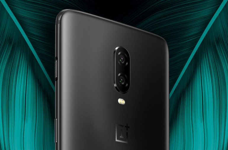 OnePlus 6T gaming smartphone