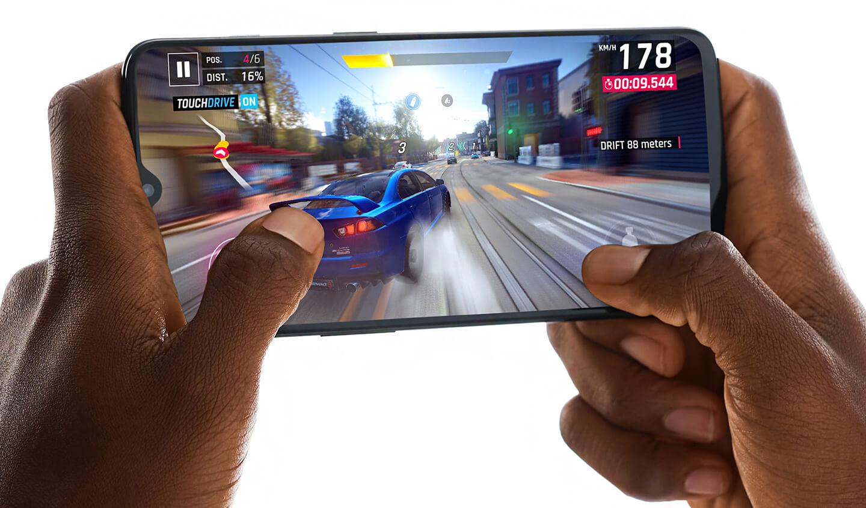 OnePlus gaming smartphone