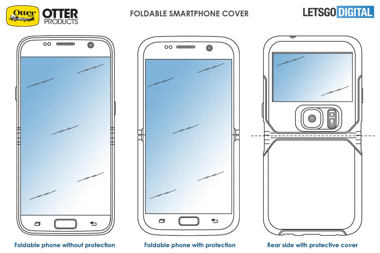 Opvouwbare smartphone hoesjes