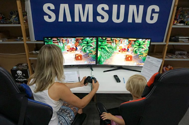 Pratktijktest Samsung gaming monitor