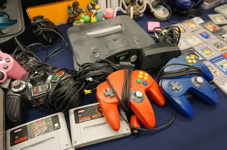 Retro console kopen