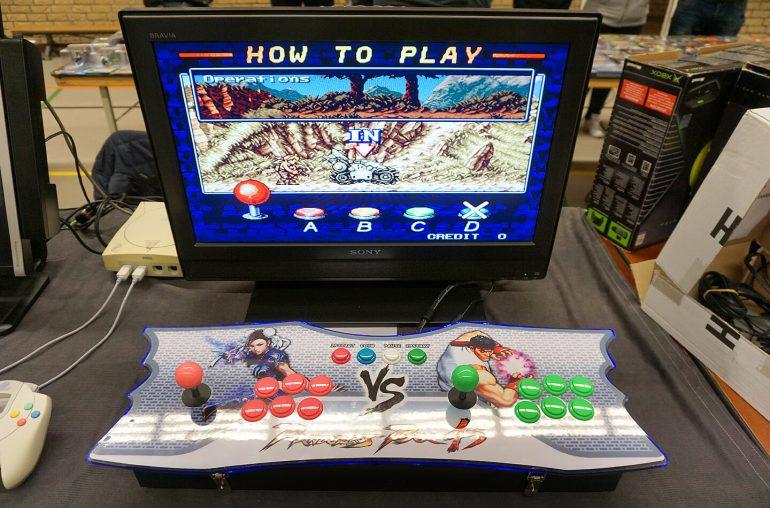 Retro spelcomputer kopen