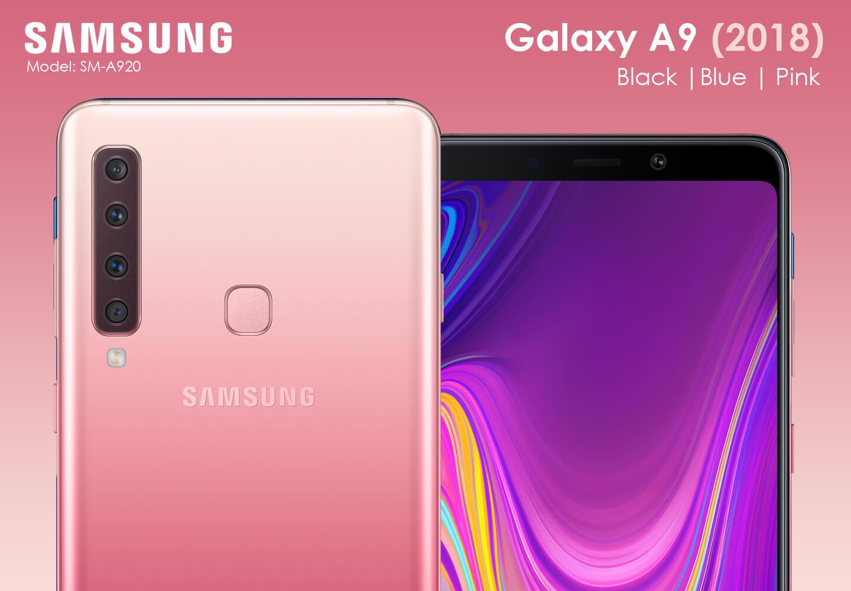 Samsung 2018 smartphone