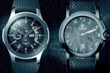 Samsung merkinbreuk Galaxy Watch