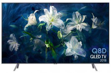 Samsung Q8D QLED TV