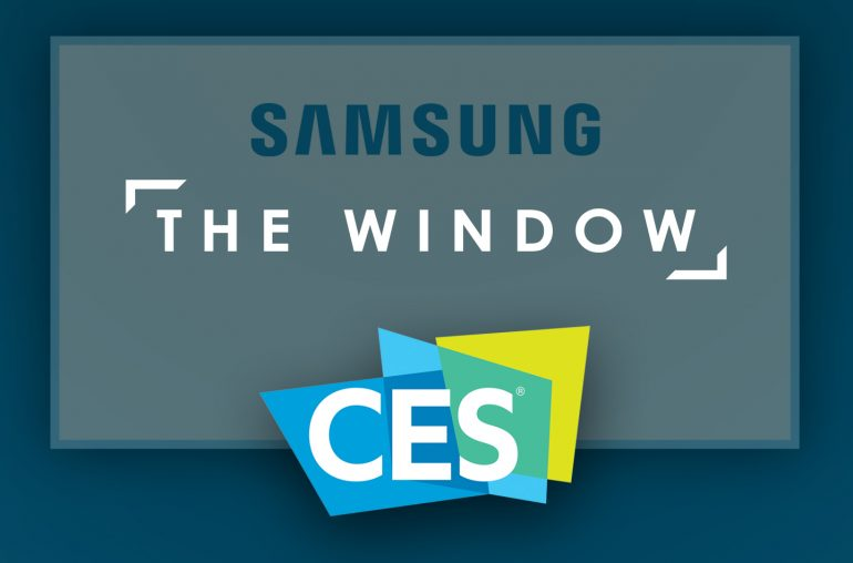 Samsung The Window