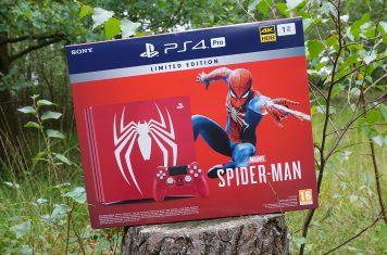 Sony PlayStation 4 Pro Spiderman Editie