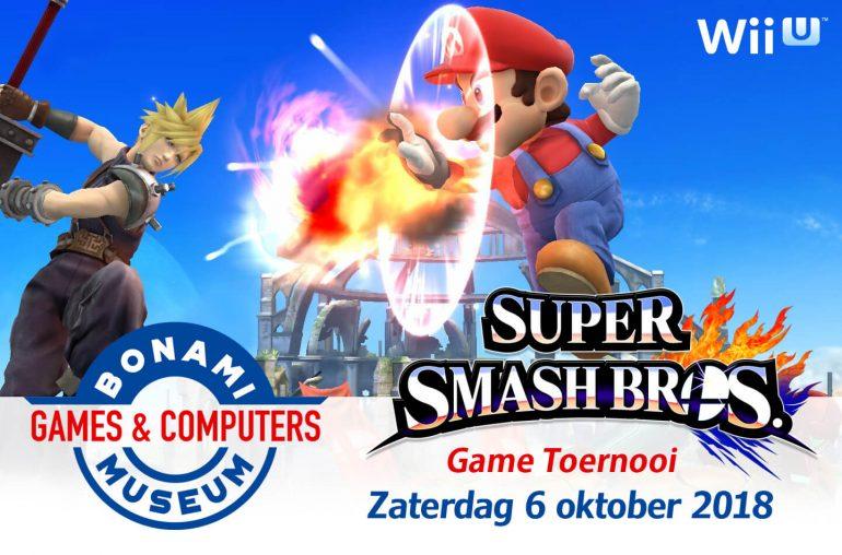Super Smash Bros toernooi