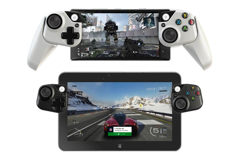 Xbox controller tablet