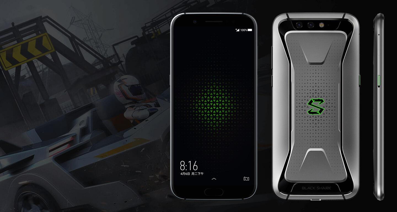 Xiaomi gaming smartphones