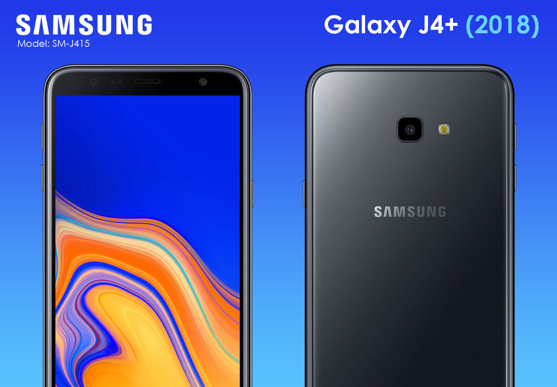 Galaxy J 2018 model