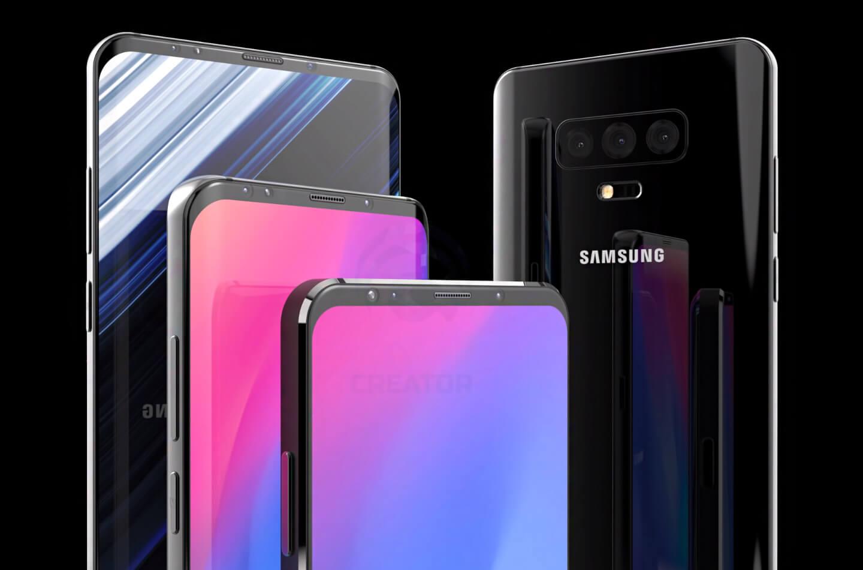 Galaxy smartphone