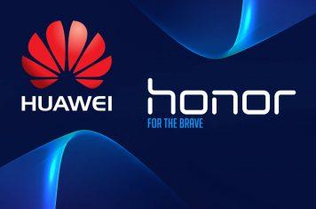 Honor smartphone modellen
