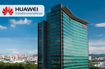 Huawei Mate opvouwbare smartphones