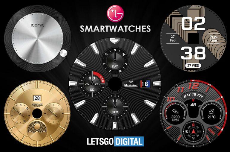 LG Smartwatch modellen