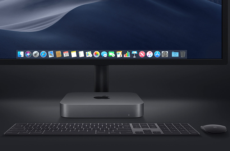 Mini desktop computer
