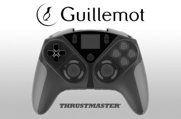Nieuwe game controller voor Sony PlayStation console