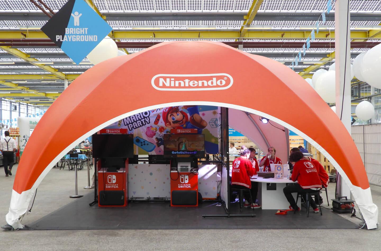 Nintendo 2018