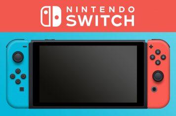 Nintendo Switch aanbiedingen