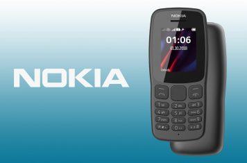 Nokia 106 telefoon