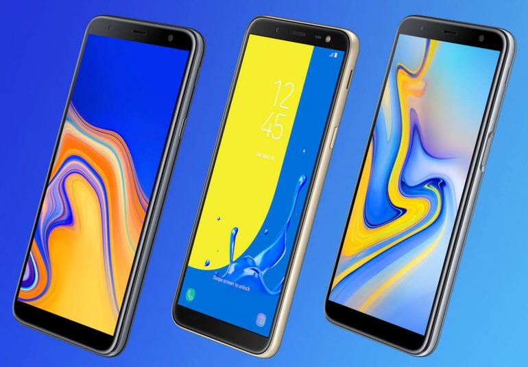 Samsung Galaxy J-Serie 2018