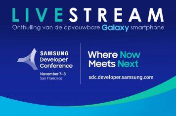 Samsung livestream
