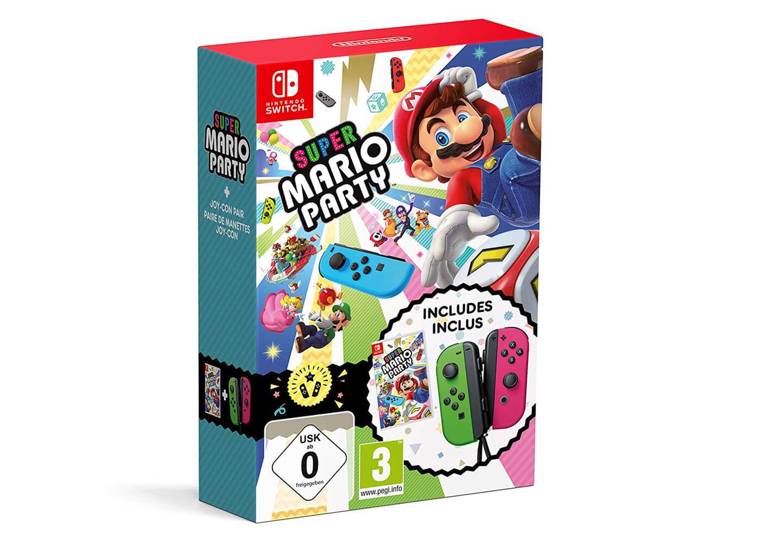 Super Mario Party bundel