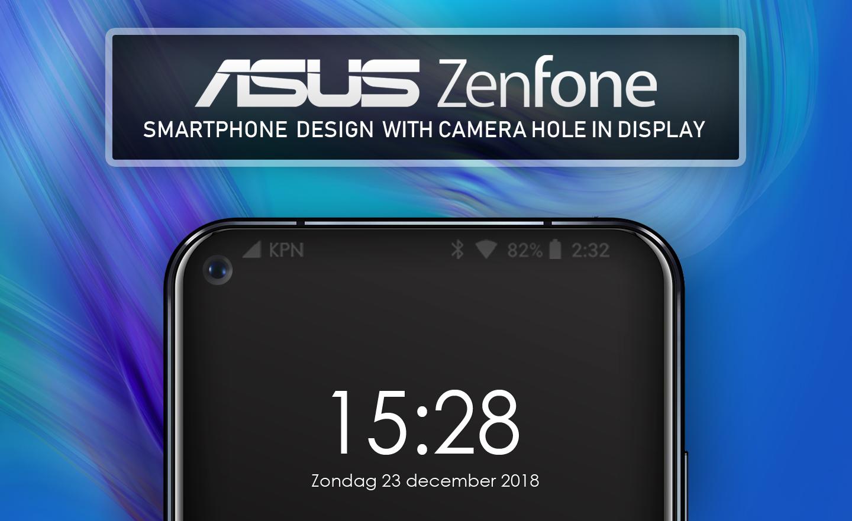 Asus smartphone