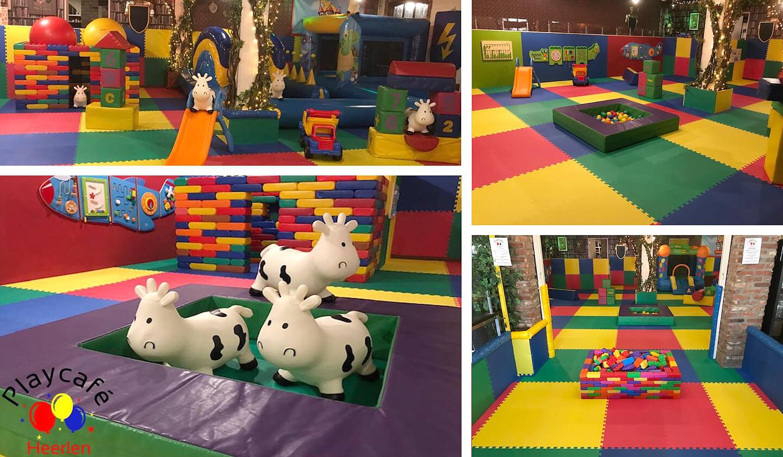 Binnenspeeltuin Playcafe Heerlen