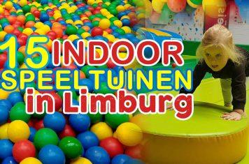 Binnenspeeltuinen Limburg
