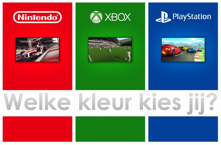 Game console kopen