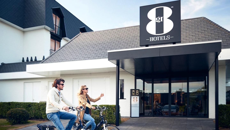 Hotel overnachten Toverland