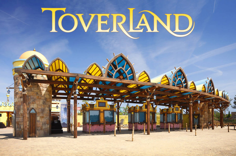 Indoor pretpark Toverland