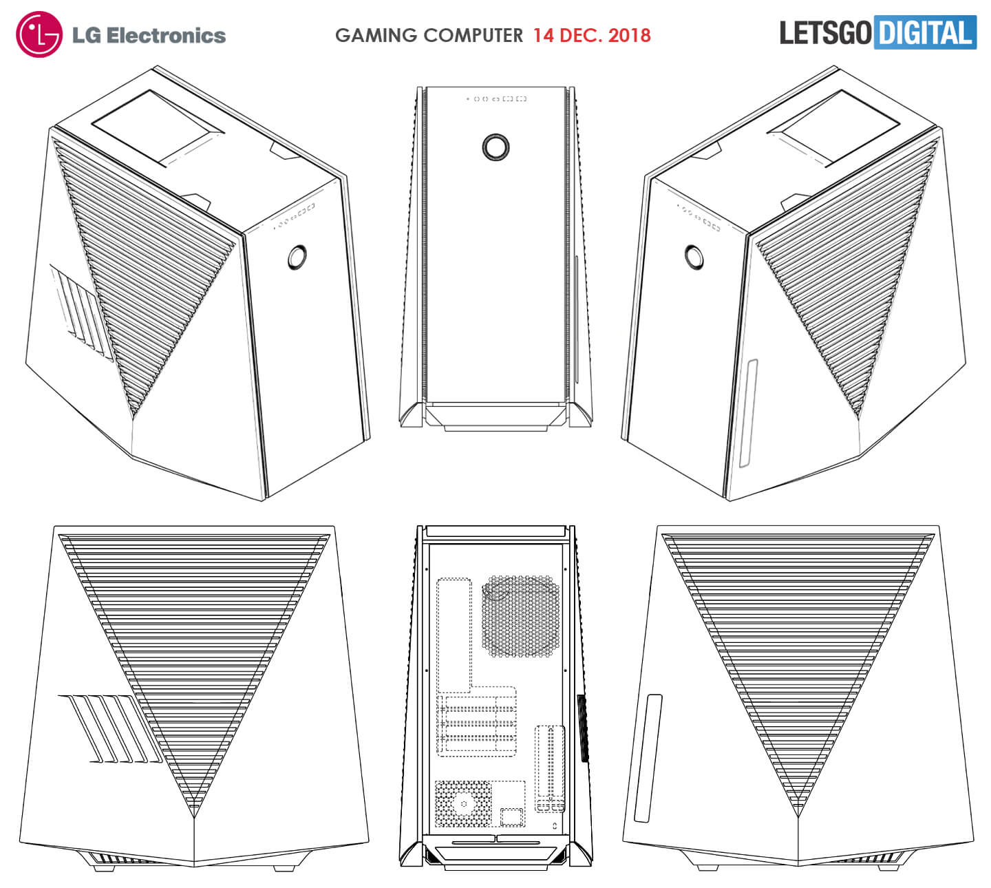 LG game PC