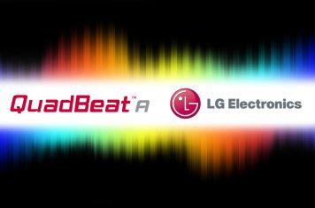 LG QuadBeat oordopjes