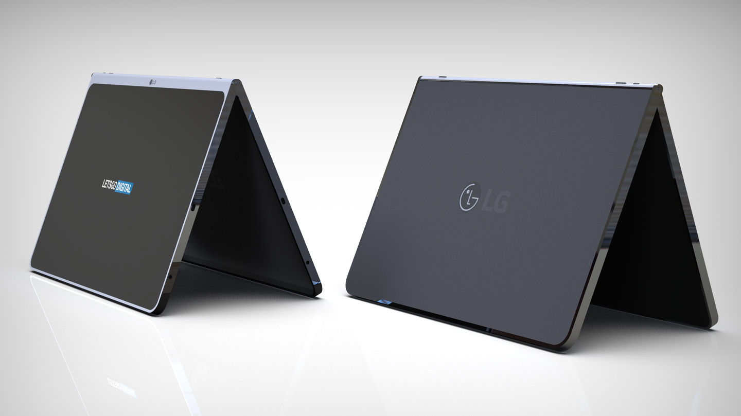 LG tablet cover