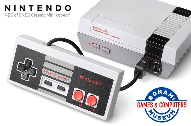 Nintendo kopen