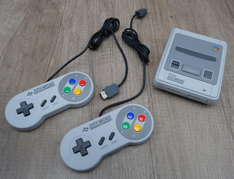 Nintendo SNES Classic mini kopen