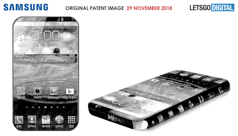 Randloze Samsung smartphone