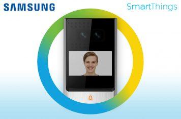 Samsung deurbel met camera