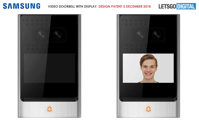 Samsung deurbel