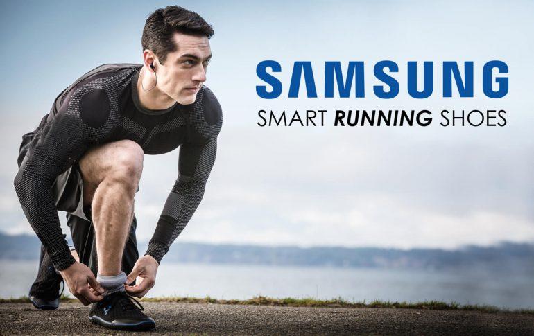 Samsung slimme sportschoenen