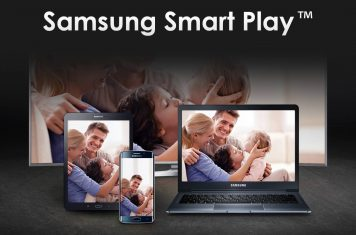 Samsung Smart Play app